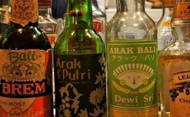 Minuman tradisional Bali, Arak, Tuak dan Brem Bali kini sudah dapat diproduksi bebas