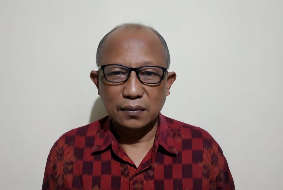 Kepala Dinas Kehutanan dan Lingkungan Hidup Provinsi Bali I Made Teja