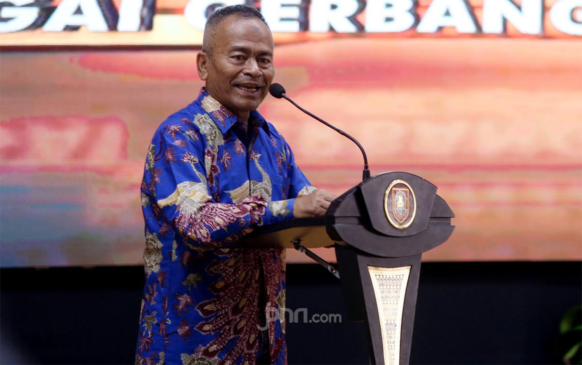 Ketua Umum PWI Pusat, Atal Sembiring Depari