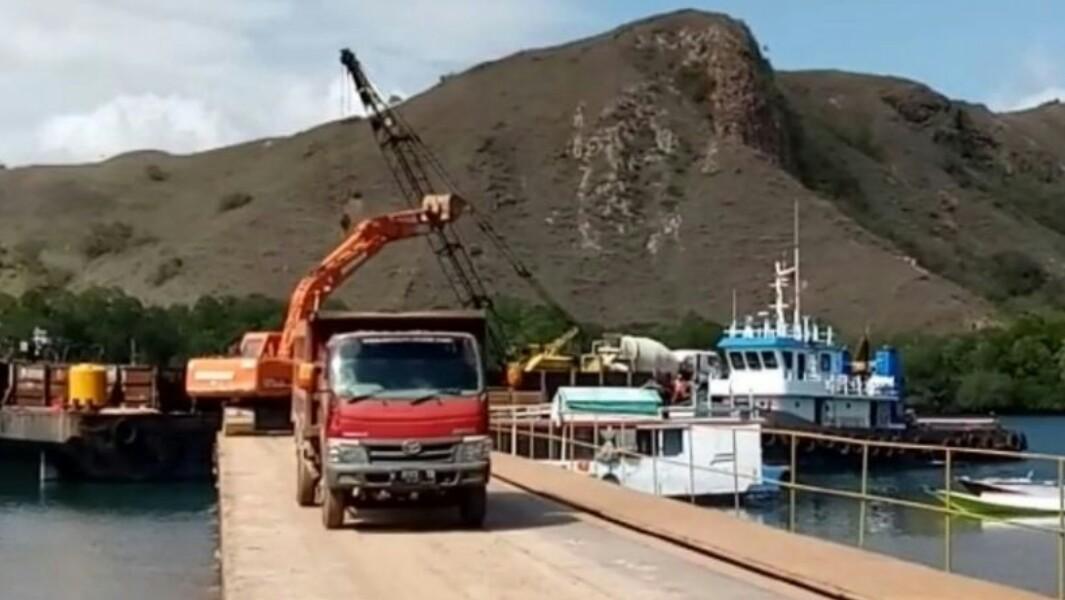Pembangunan Jurasic Park di Pulau Rinca Labuan Bajo
