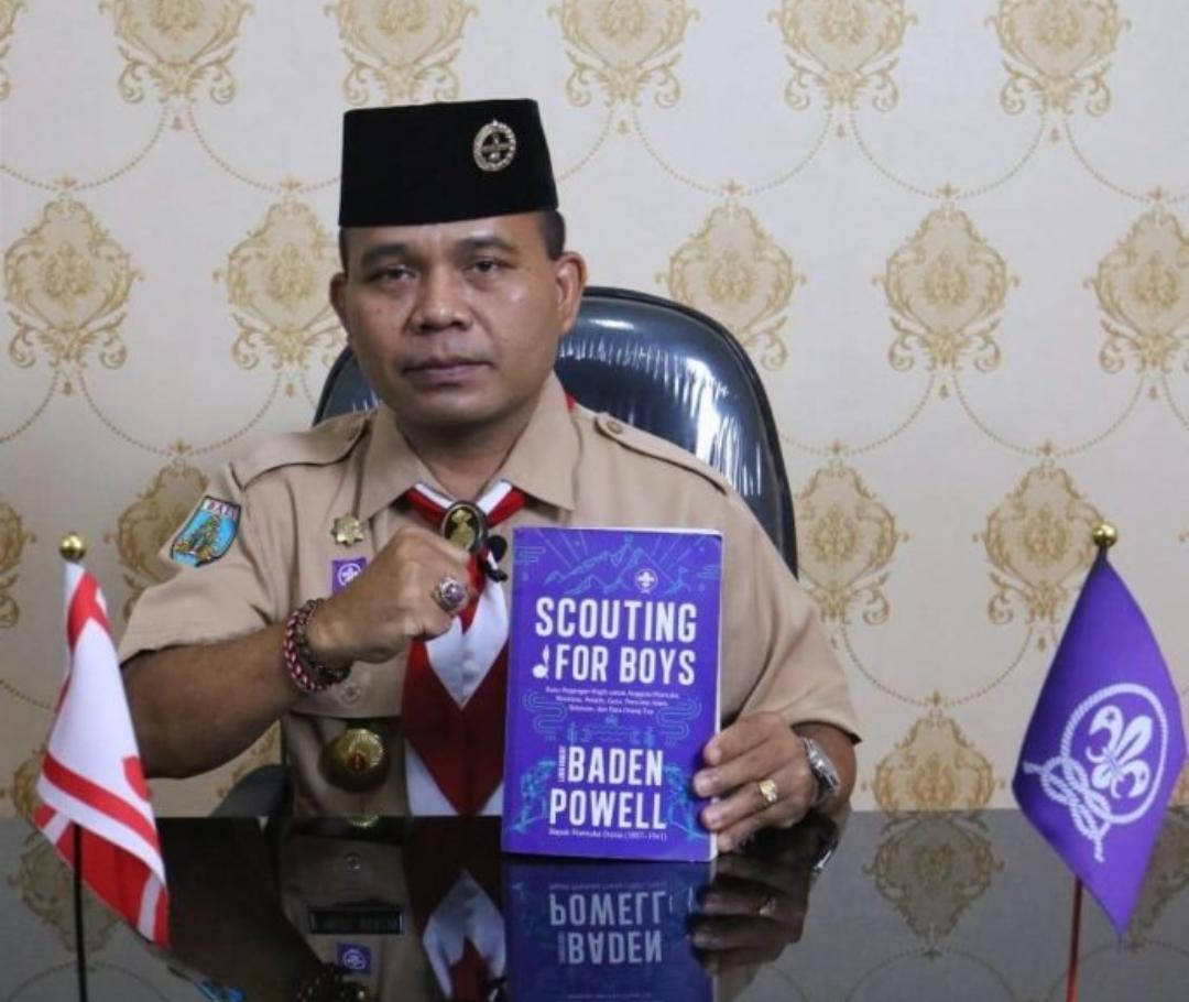 Ketua Kwartir Daerahu Gerakan Pramuka Bali, I Made Rentin