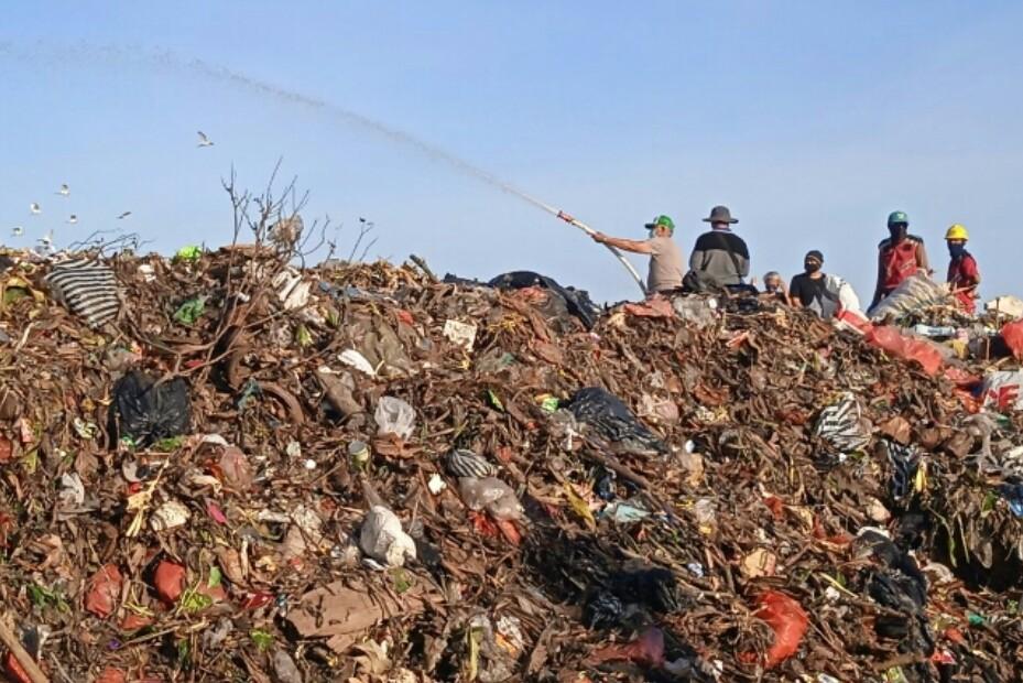 Tempat Pembuangan Akhir, (TPA) Suwung Denpasar