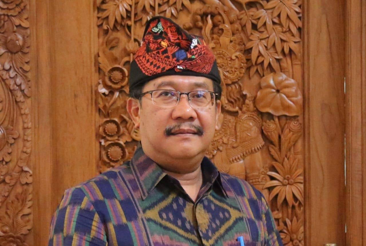 Kepala Dinas Komunikasi Informatika dan Statistik (Kominfos) Provinsi Bali, Gede Pramana