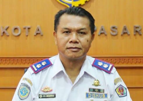 Kadishub Kota Denpasar, I Ketut Sriawan