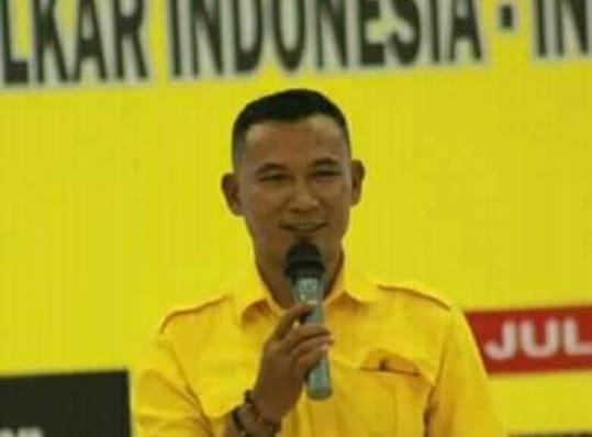 Ketua Dewan Pimpinan Daerah II (DPD II) Partai Golonga Karya (Golkar) Manggarai Barat, Rofinus Rahmat