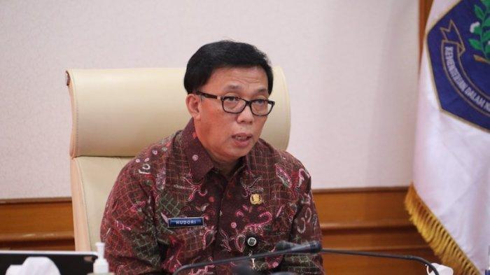 Sekretaris Jenderal (Sekjen) Kemendagri Muhammad Hudori