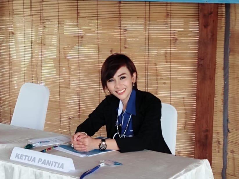 Ketua Panitia Musprov, Selvina Tiolung