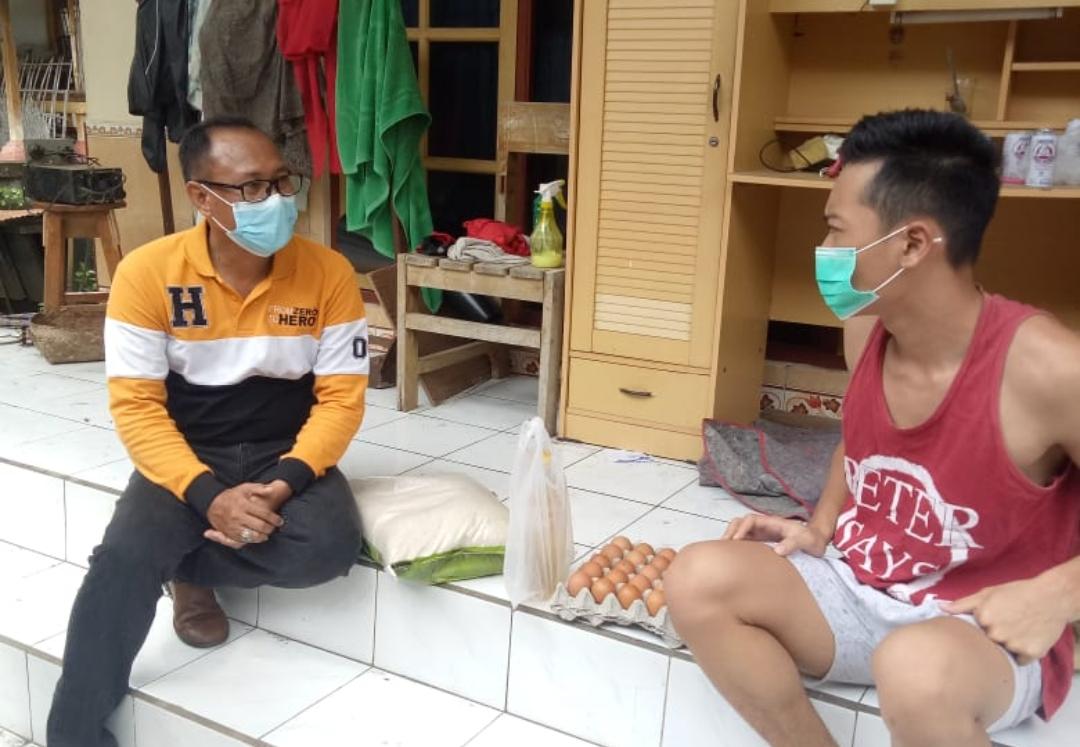Ketua DPC Partai HANURA Kabupaten Klungkung I Wayan Buda Parwata, SP