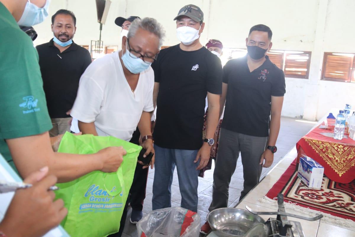 Desa Cemagi bersinergi dengan Milenial Bali, mencanangkan aksi Gerakan Merdeka Bebas Sampah Plastik yang dilaksanakan di Gedung Serbaguna Desa Cemagi, Kecamatan Mengwi, Sabtu (3/4).