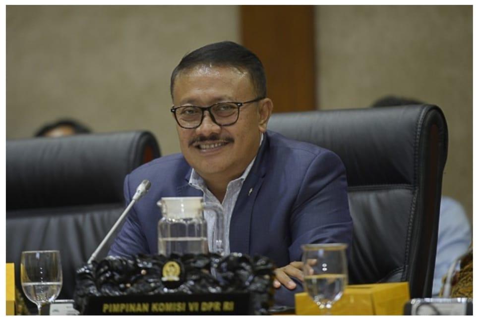 Ketua Komisi VI DPR RI, Gde Sumarjaya Linggih
