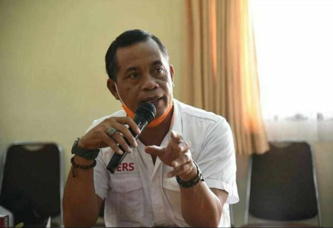 Ketua Serikat Media Siber Indonesia (SMSI) Provinsi Bali, Emanuel Dewata Oja alias Edo