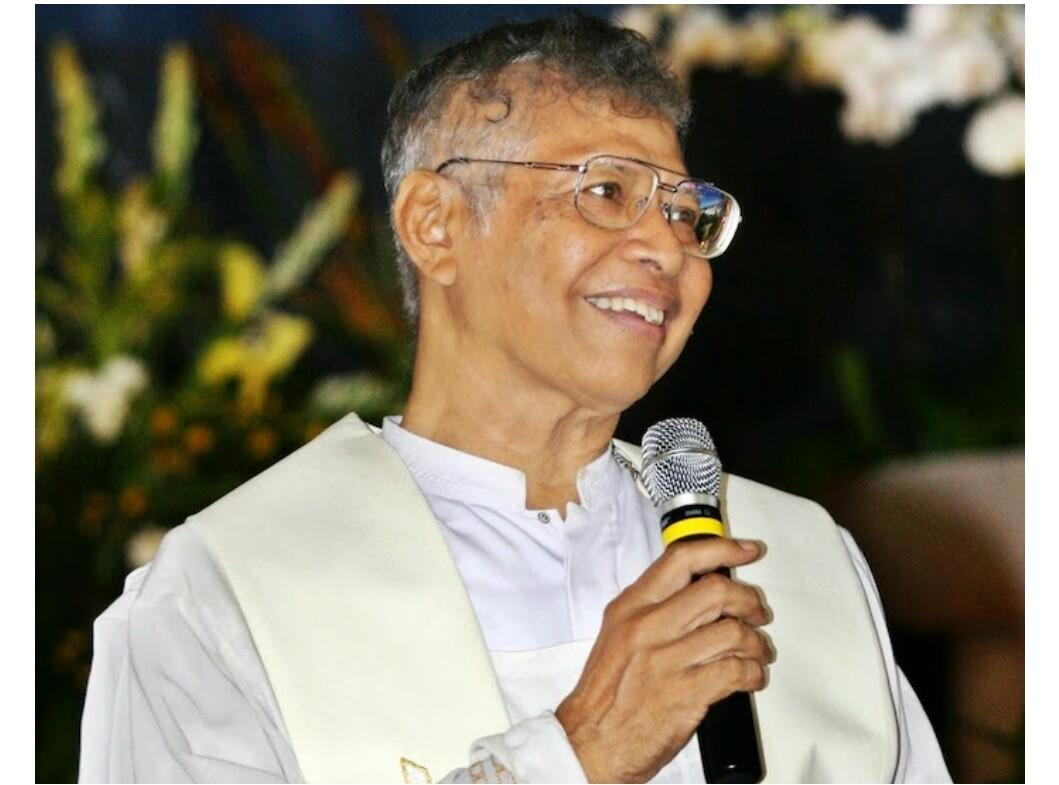 Pater Sevasius Subhaga,SVD