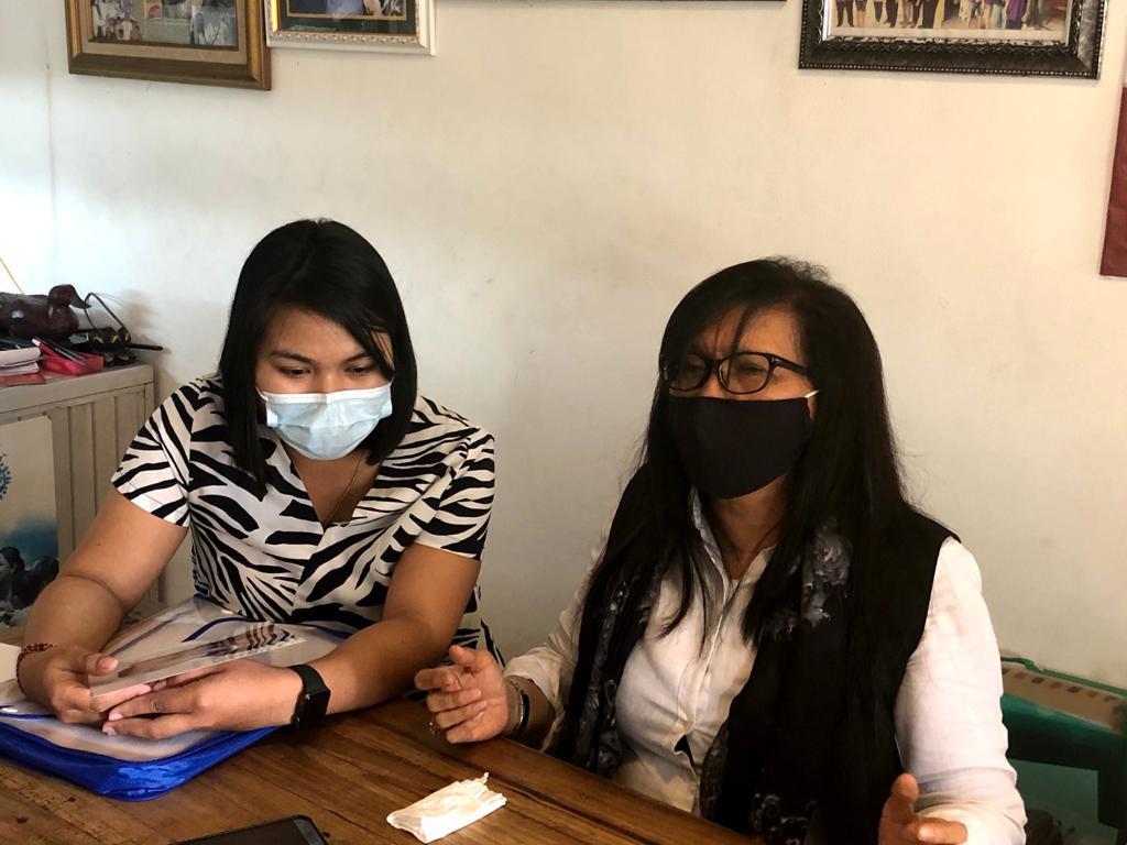 Deputi Bidang Perlindungan Khusus Anak Kementerian Pemberdayaan Perempuan dan Perlindungan Anak (PPPA) menanggapi pengaduan yang dilakukan Siti Sapurah alias Ipung  terkait kasus hak asuh anak.