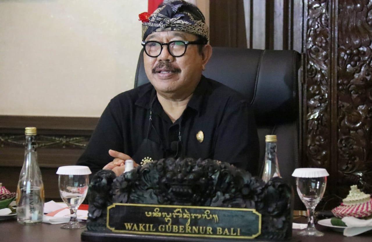 Wakil Gubernur Bali Prof. Tjokorda Oka Artha Arda Sukawati (Cok Ace)