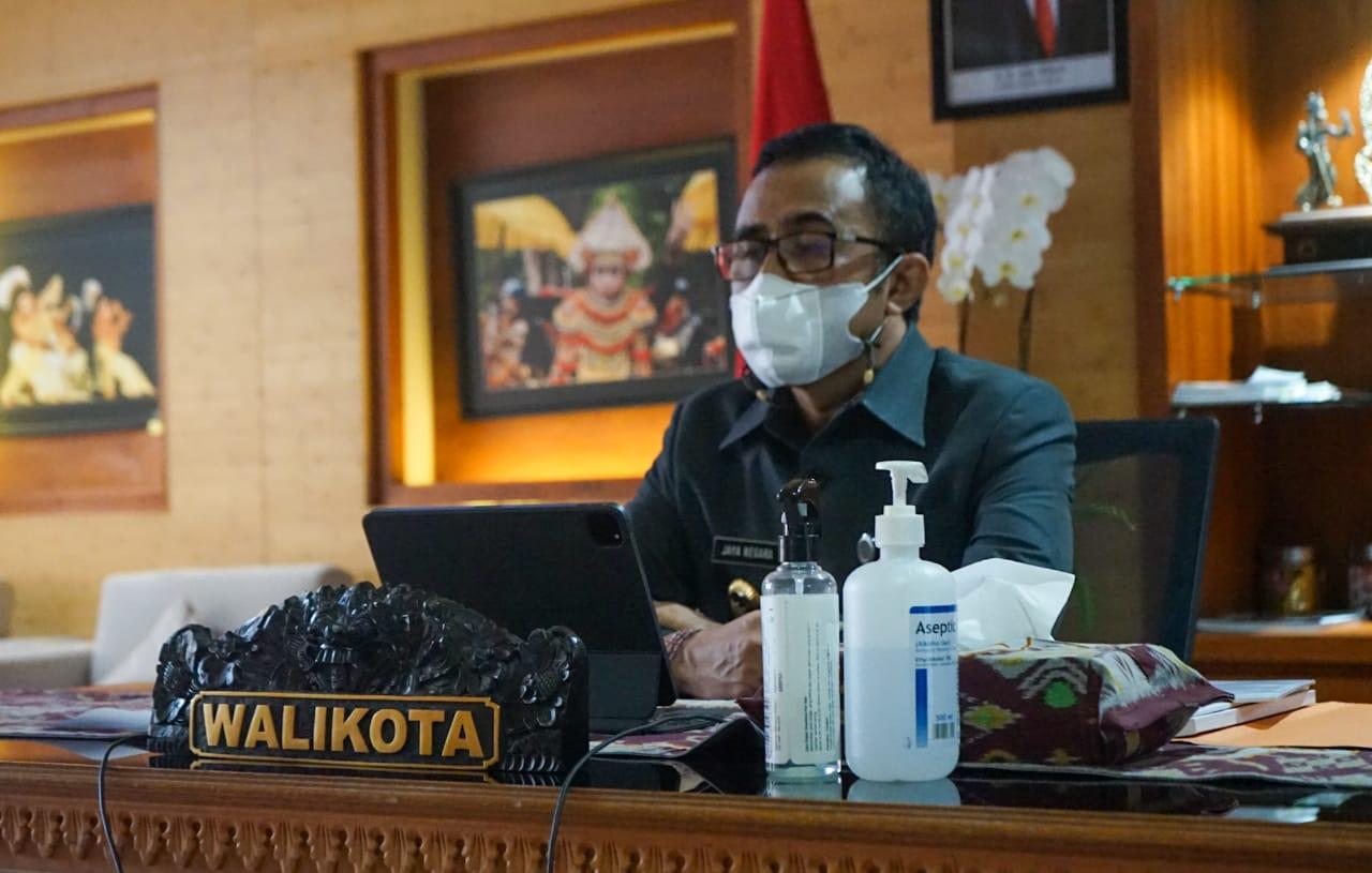 Wali Kota Denpasar IGN Jaya Negara