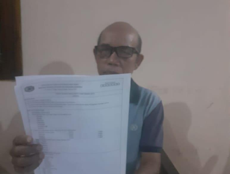 Pemilik CV Kurnia Sejati, Yohanes Don Bosco