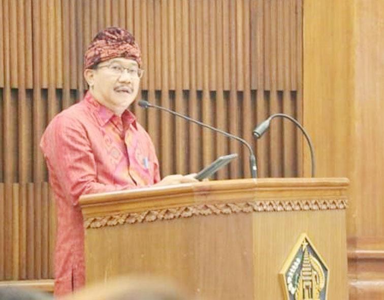 Kepala Dinas Komunikasi, Informatika dan Statistik Provinsi Bali Gede Pramana
