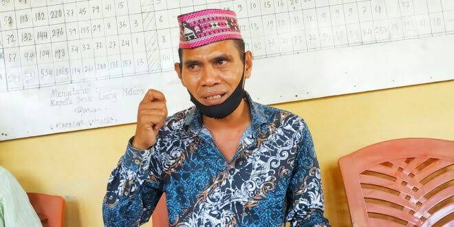 Ketua DPRD Manggarai Barat, Martinus Mitar