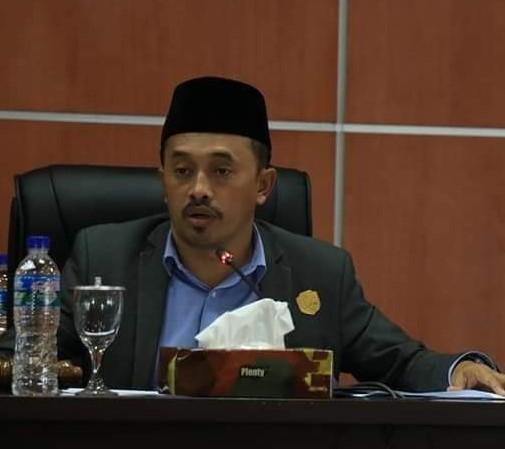 Wakil Ketua DPRD Manggarai Barat, Marsel Jeramun (FOTO:Ist)