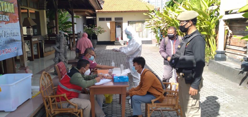 Pelanggar Prokes dijaring Satpol PP Kota Denpasar