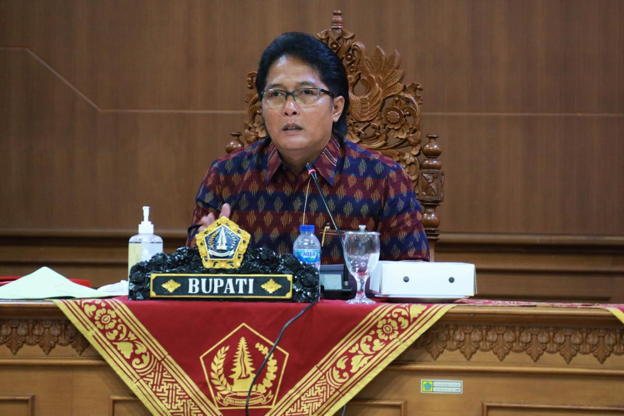 Bupati Badung, Nyoman Giri Prasta
