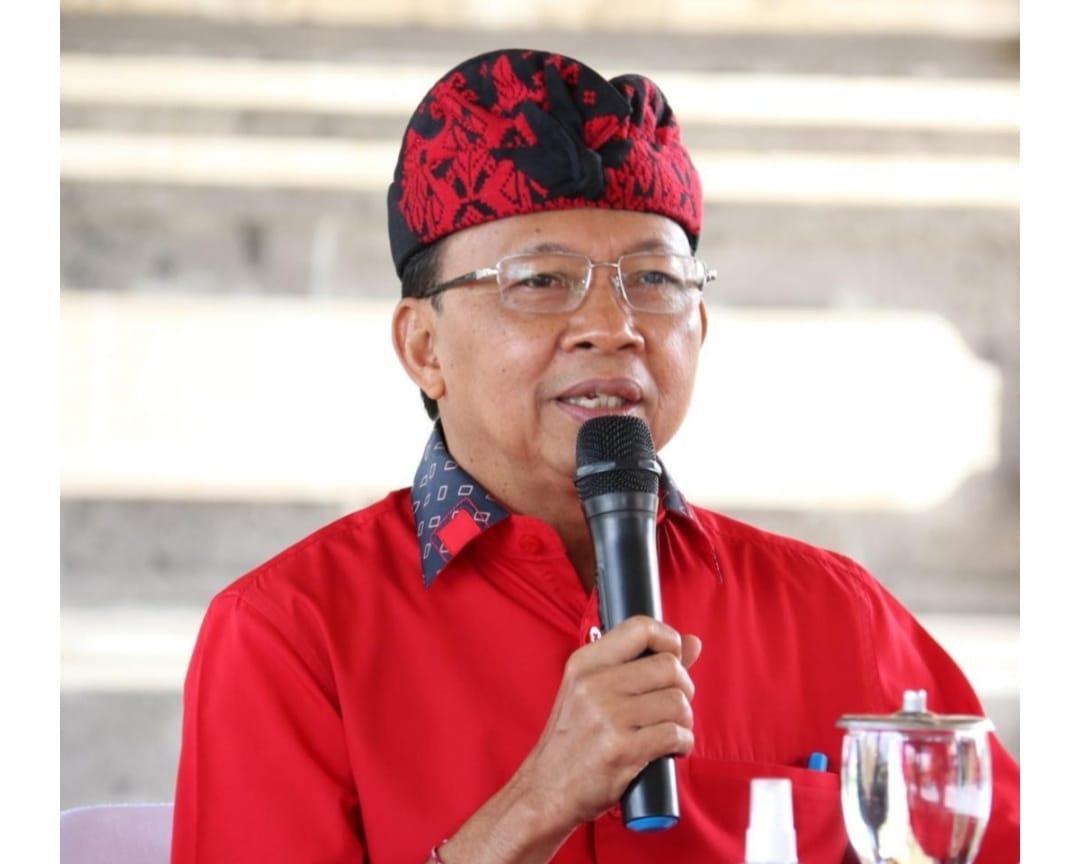Gubernur Bali, Wayan Koster
