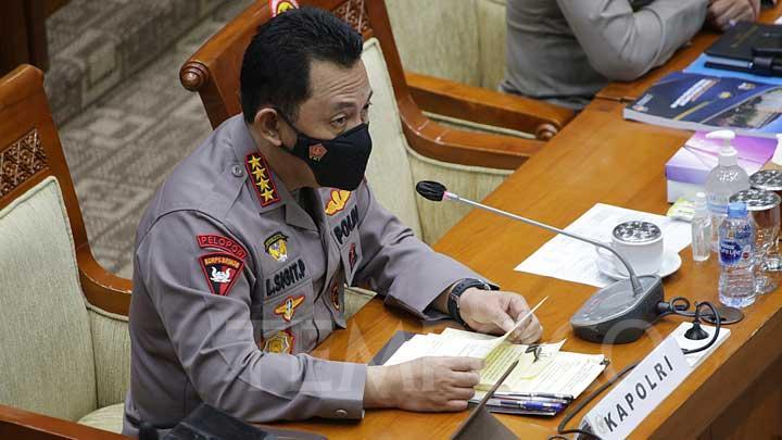 Kapolri, Jenderal Listyo Sigit Prabowo