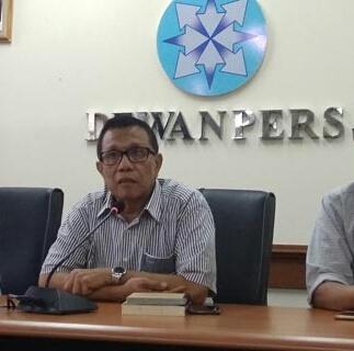 Wakil Ketua Dewan Pers, Hendri Ch Bangun (FOTO/Ist)