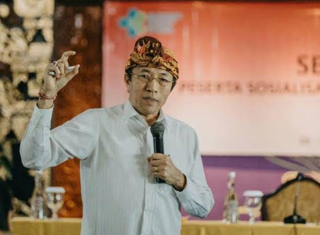 Kepala Dinas Kesehatan Provinsi Bali, dr. Ketut Suarjaya