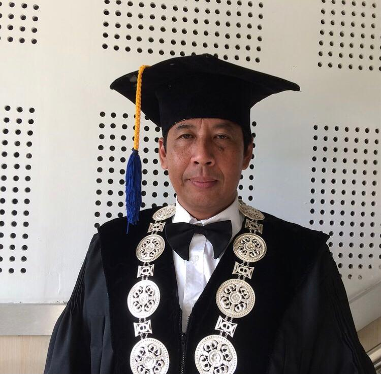 Prof. Dr. Ir. I Nyoman Gde Antara, M.Eng, resmi terpilih sebagai Rektor Universitas Udayana (Unud) masa bakti 2021-2025