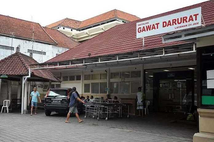 Rumah Sakit Umum Daerah Wangaya Denpasar