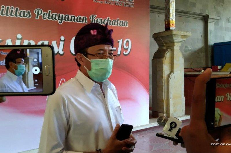 Kepala Dinas Kesehatan (Kadiskes) Provinsi Bali, I Ketut Suarjaya