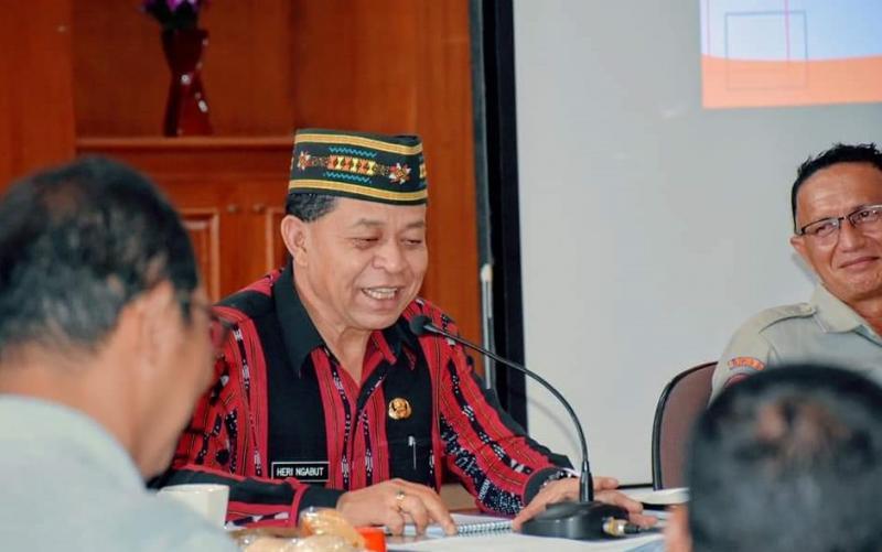 Wakil Bupati Manggarai, Herry Bertus Ngabut